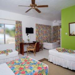 Отель Hibiscus Lodge Ямайка, Очо-Риос - отзывы, цены и фото номеров - забронировать отель Hibiscus Lodge онлайн комната для гостей фото 4