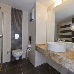 Yalihan Una Турция, Аланья - 1 отзыв об отеле, цены и фото номеров - забронировать отель Yalihan Una онлайн ванная