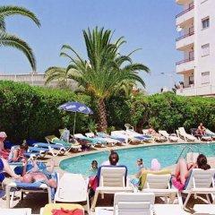 Отель Mirachoro III Apartamentos Rocha Португалия, Портимао - отзывы, цены и фото номеров - забронировать отель Mirachoro III Apartamentos Rocha онлайн бассейн фото 3