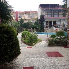 Отель Pelli Hotel Греция, Пефкохори - отзывы, цены и фото номеров - забронировать отель Pelli Hotel онлайн парковка