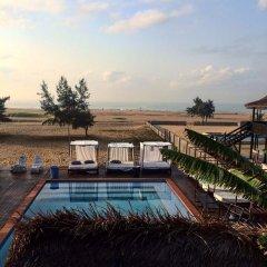 Отель Pop Beach Club пляж фото 2