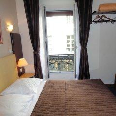 Отель Clauzel Франция, Париж - 8 отзывов об отеле, цены и фото номеров - забронировать отель Clauzel онлайн балкон