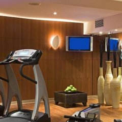 Отель Warwick Brussels фитнесс-зал фото 3