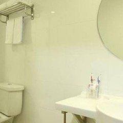Отель Hanting Express Lianyungang Jiefang Road Huijin Square ванная