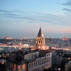 Отель Hot Residence Taksim Square Стамбул балкон