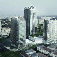 Отель InterContinental Residences Saigon комната для гостей