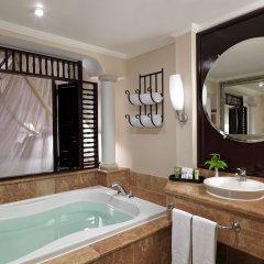 Отель Paradisus Palma Real Golf & Spa Resort All Inclusive Доминикана, Пунта Кана - 1 отзыв об отеле, цены и фото номеров - забронировать отель Paradisus Palma Real Golf & Spa Resort All Inclusive онлайн ванная