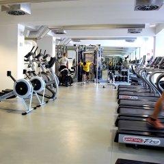 Eva Hotel фитнесс-зал фото 3