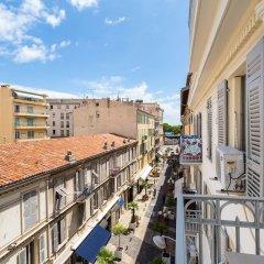 Отель Le Dortoir балкон