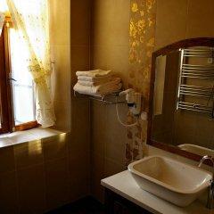 Hera Boutique Hotel - Boutique Class Турция, Дикили - отзывы, цены и фото номеров - забронировать отель Hera Boutique Hotel - Boutique Class онлайн ванная