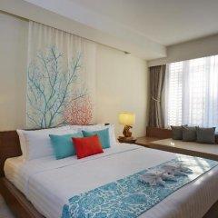 Отель Bandara Phuket Beach Resort 4* Стандартный номер с различными типами кроватей фото 4