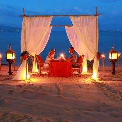 Отель Samui Palm Beach Resort Самуи пляж фото 2
