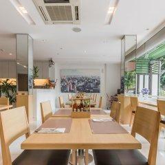 Отель S3 Residence Park Таиланд, Бангкок - 1 отзыв об отеле, цены и фото номеров - забронировать отель S3 Residence Park онлайн питание