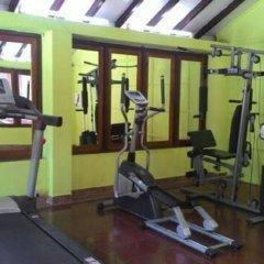 Отель Angels Resort Гоа фитнесс-зал фото 2