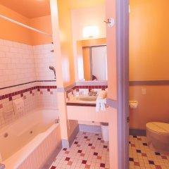 Отель The Bedford Regency Hotel Канада, Виктория - отзывы, цены и фото номеров - забронировать отель The Bedford Regency Hotel онлайн ванная фото 2