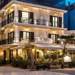 Отель Alektor Studios & Apartments Греция, Закинф - отзывы, цены и фото номеров - забронировать отель Alektor Studios & Apartments онлайн вид на фасад