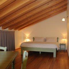 Отель Agriturismo La Risarona Грумоло-делле-Аббадессе комната для гостей фото 2