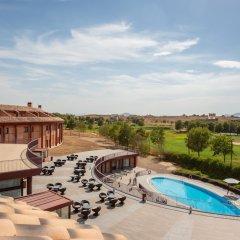 Отель Vita Toledo Layos Golf Испания, Лайос - отзывы, цены и фото номеров - забронировать отель Vita Toledo Layos Golf онлайн бассейн фото 2