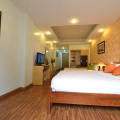 Отель Hanoi Inn Guesthouse Вьетнам, Ханой - отзывы, цены и фото номеров - забронировать отель Hanoi Inn Guesthouse онлайн комната для гостей фото 2