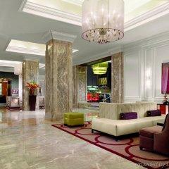 Отель The Ritz-Carlton, San Francisco Сан-Франциско интерьер отеля
