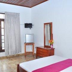 Отель Green Shadows Beach Hotel Шри-Ланка, Ваддува - отзывы, цены и фото номеров - забронировать отель Green Shadows Beach Hotel онлайн комната для гостей фото 2