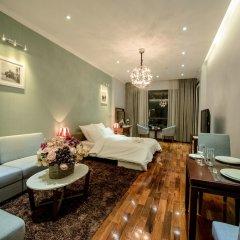 Апартаменты New Gate Apartment комната для гостей