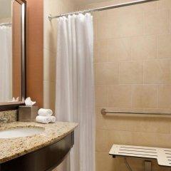 Отель Hilton Columbus/Polaris США, Колумбус - отзывы, цены и фото номеров - забронировать отель Hilton Columbus/Polaris онлайн ванная