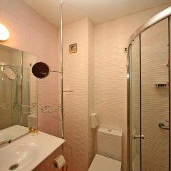 Отель City Pleven Болгария, Плевен - отзывы, цены и фото номеров - забронировать отель City Pleven онлайн ванная фото 2