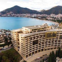 Отель Harmonia Черногория, Будва - отзывы, цены и фото номеров - забронировать отель Harmonia онлайн пляж