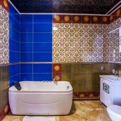 Гостиница Золотая ночь ванная фото 2