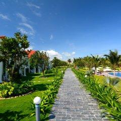 Отель Dessole Sea Lion Nha Trang Resort Кам Лам приотельная территория