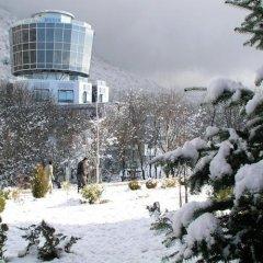 Отель Dajti Tower - Hotel Belvedere Албания, Тирана - отзывы, цены и фото номеров - забронировать отель Dajti Tower - Hotel Belvedere онлайн спортивное сооружение