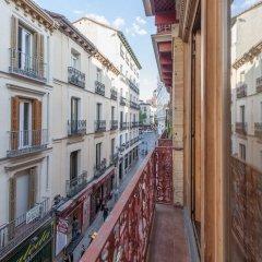 Отель Apartamento Plaza Santa Ana II Мадрид балкон