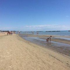 Grand Hotel Excelsior пляж
