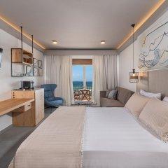 Отель Sonias House Греция, Ситония - отзывы, цены и фото номеров - забронировать отель Sonias House онлайн комната для гостей фото 4