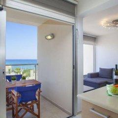 Отель Pallinio Apartments Кипр, Протарас - отзывы, цены и фото номеров - забронировать отель Pallinio Apartments онлайн балкон