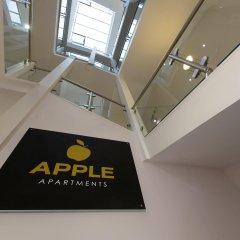 Апартаменты Apple Apartments Kensington Лондон интерьер отеля