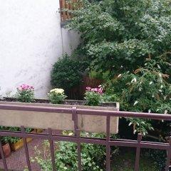 Отель AVI City Apartments GoodHouse Германия, Дюссельдорф - отзывы, цены и фото номеров - забронировать отель AVI City Apartments GoodHouse онлайн балкон