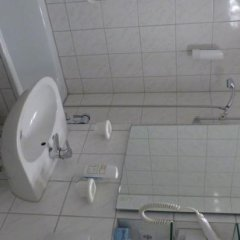 Panorama Inn Hotel und Boardinghaus ванная