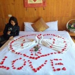 Sapa View Hotel сейф в номере