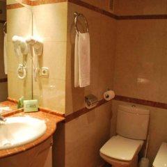 Отель Suites Marina - Abapart Испания, Барселона - отзывы, цены и фото номеров - забронировать отель Suites Marina - Abapart онлайн ванная