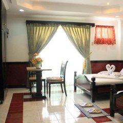 Отель Green One Hotel Филиппины, Лапу-Лапу - отзывы, цены и фото номеров - забронировать отель Green One Hotel онлайн комната для гостей фото 4