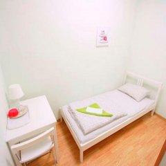 Гостиница Андрон на Площади Ильича Стандартный номер разные типы кроватей фото 12