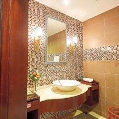 Отель Zhongshan Leeko Hotel Китай, Чжуншань - отзывы, цены и фото номеров - забронировать отель Zhongshan Leeko Hotel онлайн ванная фото 2