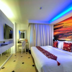 Отель Aspira Skyy Sukhumvit 1 Бангкок комната для гостей фото 4