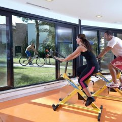 Отель Limak Arcadia Golf & Sport Resort - All Inclusive Белек фитнесс-зал
