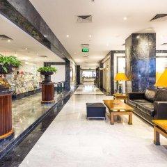 Отель Radisson Blu Hotel Португалия, Лиссабон - 10 отзывов об отеле, цены и фото номеров - забронировать отель Radisson Blu Hotel онлайн интерьер отеля фото 2