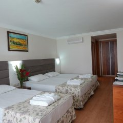 Отель Throne Seagate Belek Богазкент комната для гостей фото 3