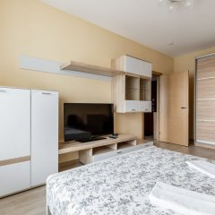 Апартаменты Apartment 477 on Mitinskaya 28 bldg 3 комната для гостей фото 4