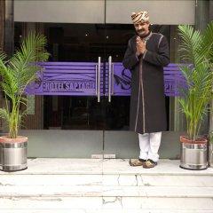 Отель Saptagiri Индия, Нью-Дели - отзывы, цены и фото номеров - забронировать отель Saptagiri онлайн вид на фасад